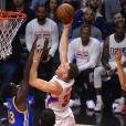 Blake Griffin lors du match Los Angeles Clippers - Golden State Warriors. Los Angeles, le 7 décembre 2016.