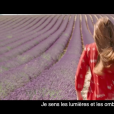 """Thylane Blondeau dans """"Thylane"""" écrit et réalisé par NP Novak, été 2017. (capture d'écran)"""