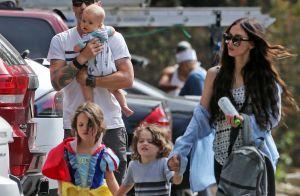 Brian Austin Green défend le choix de son fils Noah (4 ans) de porter des robes