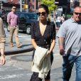 Selena Gomez fait du shopping avec des amis à, New York, le 5 septembre 2017.