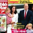 """Magazine """"Télé Star"""" en kiosques le 11 septembre 2017."""
