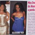 Miss Dominique a désormais perdu 35 kilos !
