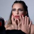 Clara Morgane dans le premier teaser vidéo de son calendrier 2018, baptisé Rouge, disponible à partir du 25 septembre 2017 dans tous les points de vente.