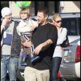 Exclu : Kevin Federline, ses enfants, et sa nouvelle fiancée Victoria Prince