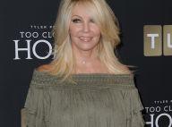 Heather Locklear : La star de Melrose Place hospitalisée après un accident !