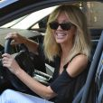 Heather Locklear à West Hollywood, le 1er aout 2013.