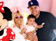 Rob Kardashian : Un accord onéreux avec Blac Chyna pour la garde de Dream...