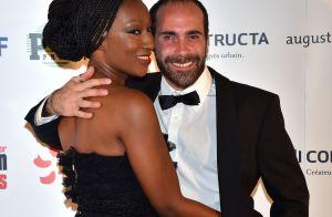Nadège Beausson-Diagne : Robe de mariée, baiser... Les coulisses de son mariage