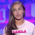 """Kamila - """"Secret Story 11"""", sur NT1. Le 19 septembre 2017."""