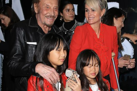 Laeticia et Johnny Hallyday : Leur fille Jade franchit un cap, avec le sourire