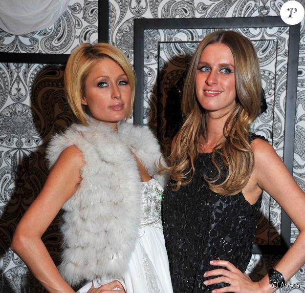 Paris Hilton et sa soeur Nicky
