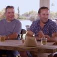 """Patrice, Roland et Vincent – Premier bilan de """"L'amour est dans le pré 2017"""", sur M6. Le 25 septembre 2017."""