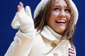 VIDEO : Miley Cyrus se prend une belle honte à la télévision ! Regardez !