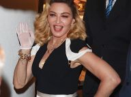 Madonna, une soubrette à New York : Elle ignore Lady Gaga et lance MDNA SKIN