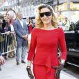 """Madonna présente sa nouvelle gamme de cosmétiques """"MDNA SKIN"""" chez Barney's à New York, le 26 septembre 2017."""