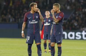 Fashion Week : Neymar et Dani Alves (PSG) abandonnent le foot pour la mode