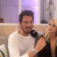 """""""Vincent Cerutti qui participe à """"Danse avec les stars 8"""" répond aux questions de Purepeople.com."""""""