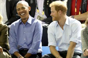 Prince Harry et Barack Obama : Fous rires complices aux Invictus Games