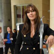 Monica Bellucci : Quinze ans plus tard, Cléopâtre divine pour Goscinny
