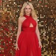 """Kylie Minogue lors de la première mondiale du film """"Absolutely Fabulous: The Movie"""" à Londres, le 29 juin 2016."""