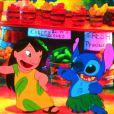 La petite Lilo du dessin animé de Disney...
