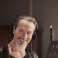 """Florent Pagny - Image extraite du teaser de l'album """"Quelque chose de Johnny"""" attendu le 17 novembre 2017."""