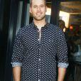 """Dan Amboyer arrivant à la première de """"Complete Unknown"""" au Metrograph à New York, le 23 août 2016."""