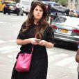 Monica Lewinsky se promène à New York le 25 juillet 2017. © CPA/Bestimage