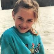 Reconnaissez-vous cette jolie petite fille devenue une actrice ?