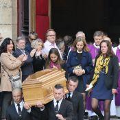 Obsèques de Jean Rochefort : La douleur de sa femme Françoise et de leurs filles