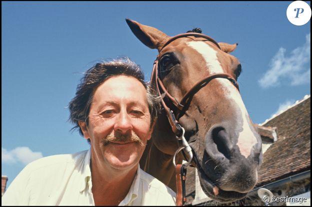 Jean Rochefort en 1990