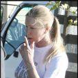 Lisa Niemi, optimiste, soutient son mari Patrick Swayze, très malade...