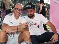 Cyril Hanouna et Pascal Obispo unis pour la bonne cause devant Muriel Robin