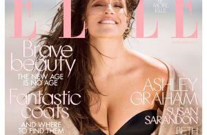 Ashley Graham, canon en lingerie :