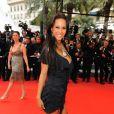 Laly lors du 62e Festival de Cannes en mai 2009 !