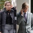 """""""La princesse Tessy et le prince Louis de Luxembourg se sont retrouvés le 13 octobre 2017 devant la cour supérieure de Londres pour l'audience préliminaire de leur divorce, dans un climat délétère..."""""""