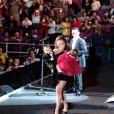 Jennifer Lopez et Marc Anthony présentent leurs jumeaux aux fans. 14/02/09