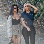 Kim et Kourtney Kardashian : Les deux bombes préparent déjà Noël !