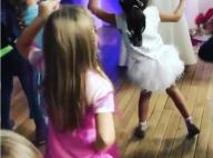 Carla Bruni-Sarkozy : Giulia danse avec ses copines pour son anniversaire !