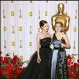 Marion Cotillard et Kate Winslet aux Oscars