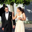 La princesse héritière Victoria de Suède et Daniel Westling, qu'elle peut désormais appeler officiellement son fiancé !