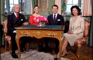 Victoria de Suède : fiançailles confirmées, et mariage annoncé ! Photos officielles (réactualisé)
