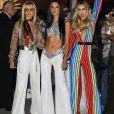 Alessandra Ambrosio - Les célébrités arrivent à la soirée Casamigos Tequila pour Halloween à Los Angeles, le 27 octobre 2017