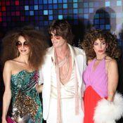 Amal Clooney et Cindy Crawford jouent les disco queens face à Kim Kardashian