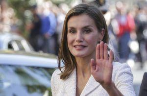 Letizia d'Espagne : Divine loin de la crise, elle assure à Valence...