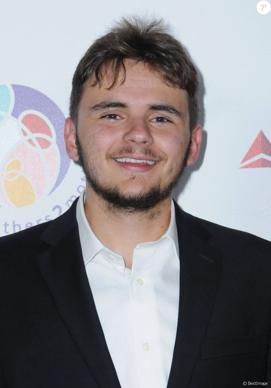 Prince Jackson au diner caritatif AIDS Foundation and Mothers2Mother au Green Acres Estates à Beverly Hills, le 24 octobre 2017