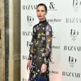 "Erin O'Connor - Soirée ""Harper's Bazaar Women Of The Year Awards 2017"" à Londres, le 3 novembre 2017"