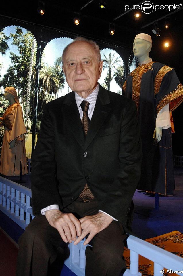 Pierre Bergé, l'artisan de la légende YSL...