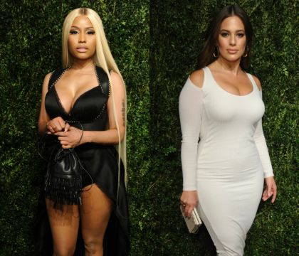 Nicki Minaj et Ashley Graham : Choc des bombes au CFDA/Vogue Fashion Fund !