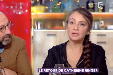 """Catherine Ringer, violée durant des années : """"J'ai eu beaucoup de séquelles"""""""